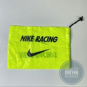 Nike Track & Field Racing Volt Drawstring Shoe Bag